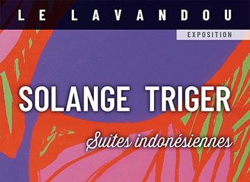 """""""Suites indonésiennes"""" de Solange Triger"""
