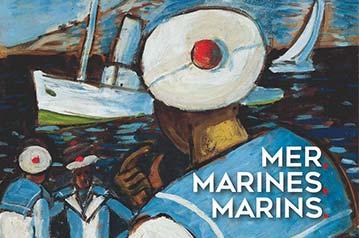 Mer, Marines, Marins